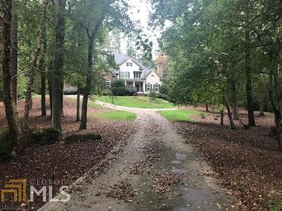 Hiram Single Family Home Under Contract: 175 Wilmington Ct