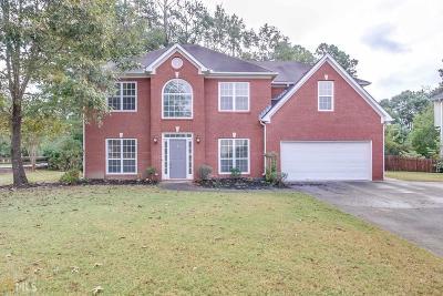 Powder Springs Single Family Home New: 1591 Streamwood Drive