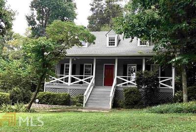 Roswell Single Family Home New: 417 Sassafras Rd