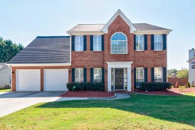 Lawrenceville Single Family Home New: 855 Charter Club