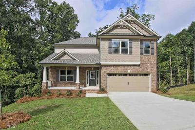 Hoschton Single Family Home New: 274 Braselton Farms Dr