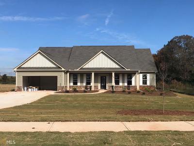 Senoia Single Family Home For Sale: 156 Reserve Pl #Lot 10