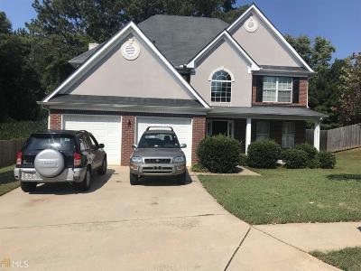 Ellenwood Single Family Home For Sale: 3340 Hershey Dr