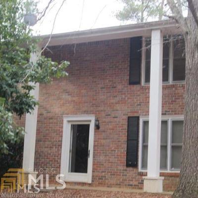 Riverdale Single Family Home For Sale: 79 Flint River Rd #Apt. 14B