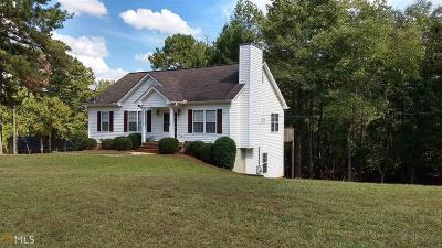 Newnan Single Family Home Under Contract: 65 Teal Pl