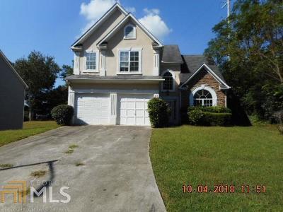 Decatur Single Family Home New: 2603 Da Vinci Blvd