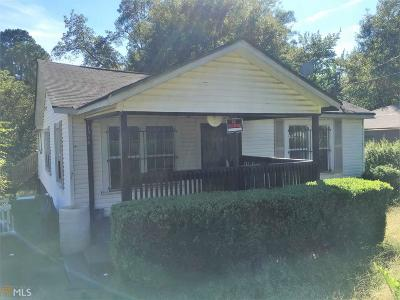 Atlanta Single Family Home New: 1346 Akridge St