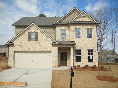 Jefferson Single Family Home New: 836 Hawkins Creek Dr