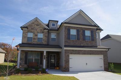 Jefferson Single Family Home New: 841 Hawkins Creek Dr