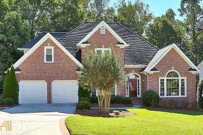 Johns Creek Single Family Home Under Contract: 1070 Brookstead Chase #50
