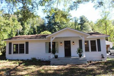 College Park Single Family Home Under Contract: 5480 Mason Rd