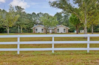 Fayette County Single Family Home For Sale: 128 Brooks Rd