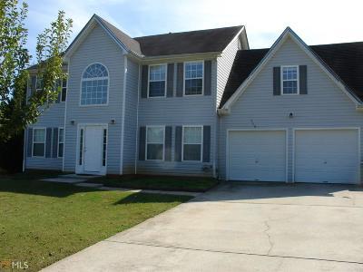 Monroe Single Family Home New: 738 Overlook Crest