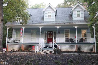 Towns County Single Family Home For Sale: 818 Bent Tree Ln
