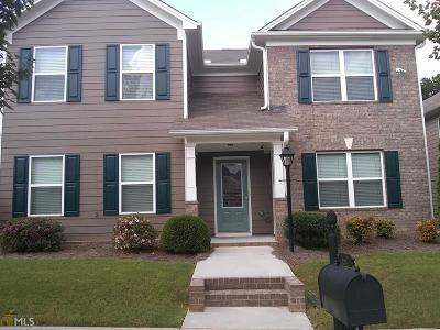 Suwanee Condo/Townhouse For Sale: 447 Cypher Dr