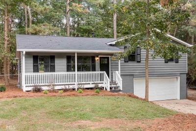 Douglasville GA Single Family Home New: $159,900