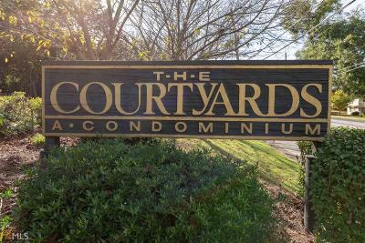 Decatur Condo/Townhouse New: 485 Sherman Way