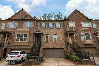 Marietta Condo/Townhouse New: 2742 Birch Grove Ln