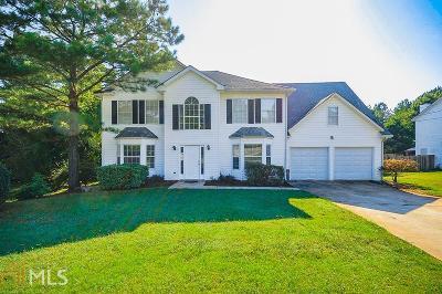 Ellenwood Single Family Home Under Contract: 4116 Flakes Mill Manor Ln