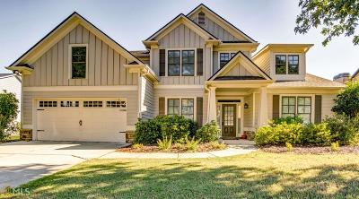 Braselton Single Family Home New: 6231 Harris Ct