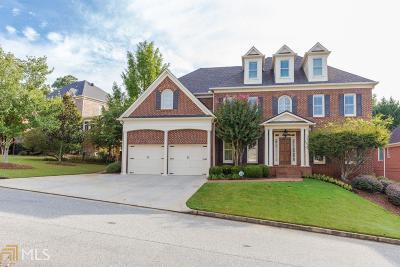 Atlanta Single Family Home New: 1219 Bluffhaven Way