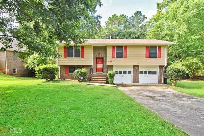 Smyrna Single Family Home New: 441 Foxfire