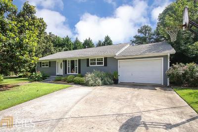 Peachtree City GA Single Family Home For Sale: $315,000