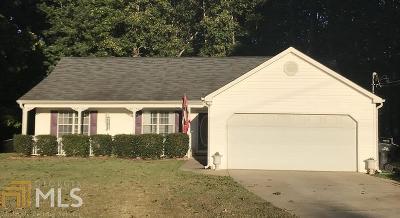 Newnan Single Family Home New: 580 Ishman Ballard