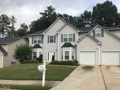 Dallas GA Single Family Home New: $180,000