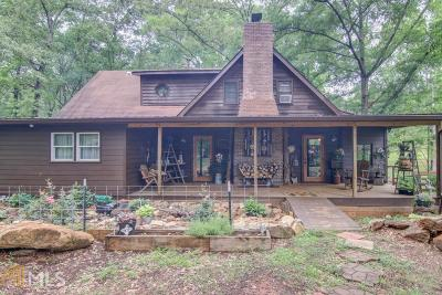 Covington Single Family Home For Sale: 305 Covered Bridge Rd