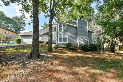 Douglasville GA Single Family Home Under Contract: $162,000