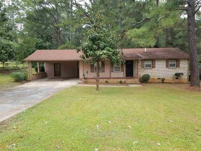 Henry County Single Family Home Under Contract: 1108 Palisades