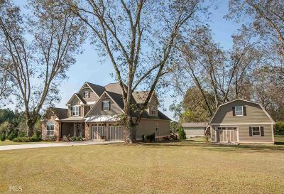 Newnan Single Family Home New: 61 Chandler Rd