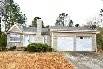 Conyers Single Family Home New: 1519 Flat Shoals