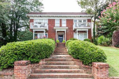Atlanta Condo/Townhouse New: 706 Charles Allen Dr #B