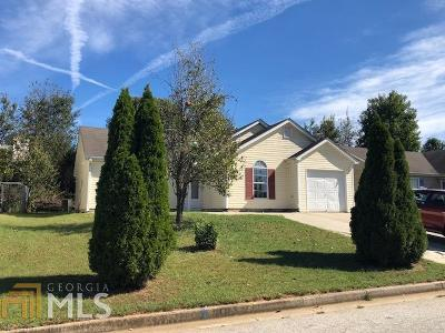 Clayton County Single Family Home New: 536 Eagles Crossing Cir