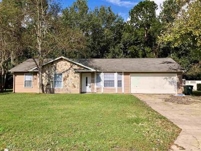 Camden County Single Family Home New: 136 Lake Wellington Dr