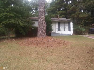 Atlanta Single Family Home New: 2211 Ajax