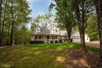 Dahlonega Single Family Home New: 64 Sleepy Hollow Rd