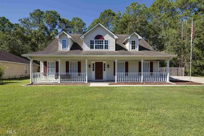 Camden County Single Family Home New: 134 Kristins Dr