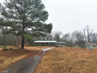 Buckhead, Eatonton, Milledgeville Single Family Home For Sale: 1124 Oconee Springs