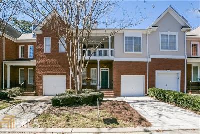 Atlanta Condo/Townhouse New: 2432 Leaf Hollow
