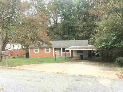 Atlanta Single Family Home New: 2373 SE Bouldercliff Way