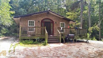 Atlanta Single Family Home New: 4040 SW Tell Rd