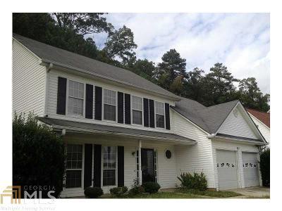 Decatur Single Family Home New: 2872 River Ridge