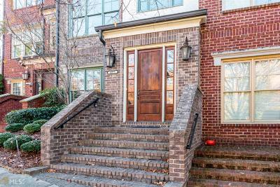 Atlanta Condo/Townhouse New: 6075 City Walk Ln #12