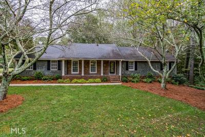 Alpharetta Single Family Home New: 332 Wrights Mill Ct