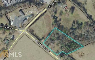 Banks County Commercial For Sale: 2798 Ridgeway Church Rd