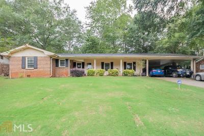 Decatur Single Family Home New: 2393 Winshire Drive