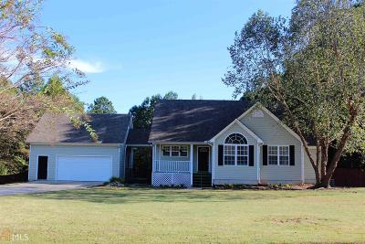 Senoia Single Family Home Under Contract: 125 Austin Woods Dr